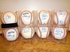 St Louis Cardinals Autographed Baseballs U Choose Waino Fowler Oh Wacha Matheny