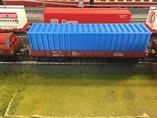 Athearn Lionel Bachmann Marklin HO Flat Car Gondola Freight Shipping Container
