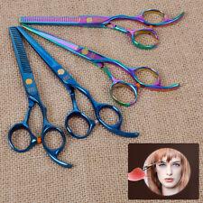 "6"" New Pro Hair Dressing Scissors Kit Salon Barbers Cutting & Thinning Shears"