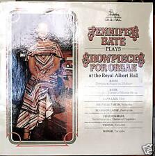 JENNIFER BATE (Classical Organ)-NM1981LP DGTL IMPRT