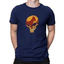 Rat Terrier SKULL T-shirt