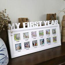 Baby Growing Memory Photo Frame Creative DIY My First Year Souvenir Gift Display