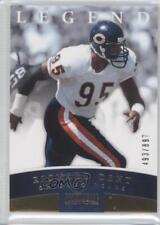 2012 Prominence Gold #137 Richard Dent Chicago Bears Football Card