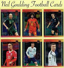 DONRUSS SOCCER 2018-2019 ☆ 1989 DONRUSS TRIBUTE SILVER PARALLEL ☆ Football Cards