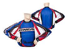 Fahrerhemd O`NEAL METHOD 03 blau / rot Gr.: S,M,L,XL,XXL,XXXL Jersey Trikot