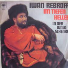 "7"" 1969 RARE ! IWAN REBROFF : Im Tiefen Keller // VG \"