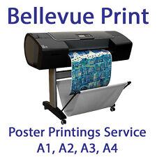 Full Colour Self Adhesive Premium Vinyl - Poster Printing