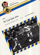 OL 85/86 1. FC Lok Leipzig - FC Carl Zeiss Jena