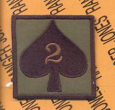 2-506 Inf 4th Bde 101st Airborne HCI Helmet patch B