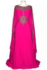 FARASHA ISLAMIC KAFTAN ABAYA DRESS VERY FANCY LONG STYLISH CAFTANS DRESS A843353