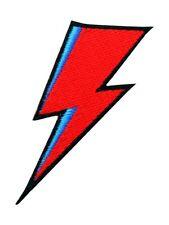 Patch Bowie Lightning Bolt 3 x 8,5 cm