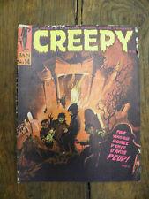 Creepy n° 14 Le premier et le meilleur magazine illustré d'épouvante