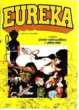 Eureka n°   4 (1980) CON POSTER