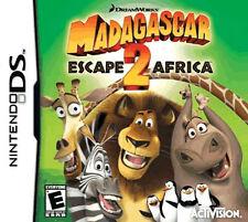 Madagascar (Nintendo DS, 2005) Video Game - Hardly Played