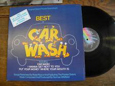 Best of car wash vinyle 33 tours LP