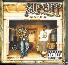 Ali & Gipp Present Kinfolk (Parental advisory)