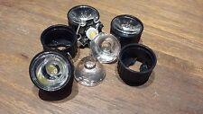 HIGHPOWER 1W 3W LED Chip Hochleistung LEDs auf Platine mit Linse 60° 90°
