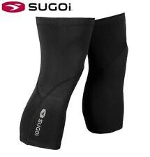 Sugoi Midzero Cycling Knee Warmers - Black - Sizes S, M, L