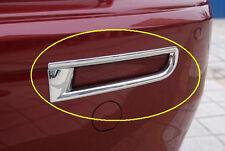 Chrome Fog Light cover Trims for Mitsubishi Lancer 2008 2009 2010 2011 2012 2013