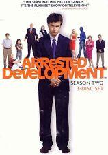 Brand New DVD Arrested Development: Season Two Jason Bateman Portia de Rossi