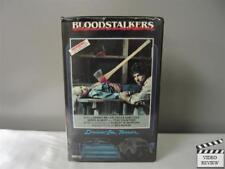 Bloodstalkers VHS 1985 Kenny Miller Jerry Albert Toni Crabtree