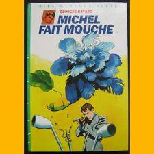 Bibliothèque Verte MICHEL FAIT MOUCHE G. Bayard