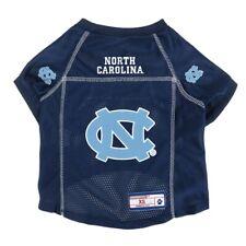 North Carolina Tar Heels Ncaa Lep Dog Mesh Jersey Licensed Sizes Xs-Xl