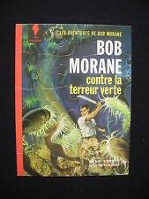 Puzzle VERNES Bob Morane Contre la terreur verte 10x15