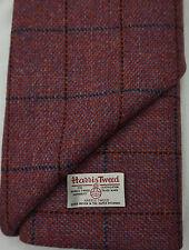 Harris Tweed Tela Y Etiquetas 100% Lana Craft material-varios Tamaños ref mar706