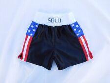 Usa Flag Baby Boxing Trunks