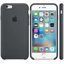 Original Coque Slim Silicone Case iPhone 8 7 Plus 6 6S Plus X XR XS Max