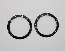 New High Quality Black Ceramic Bezel Insert  for Chanel J12 Men's 38mm Case