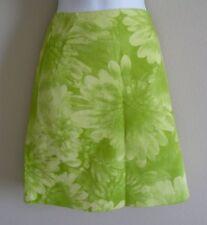 $190~nwt~TAHARI FLORAL SPRING dress Skirt~Womens Size 8