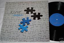 JIGSAW puzzle LP Soundshine Rec. 1981 CH Rare Private KRAUTROCK !!!