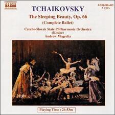 Tchaikovsky: The Sleeping Beauty, Op. 66 (CD, 3 Discs, Naxos..(cd373)