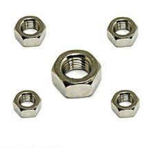 rosca hexagonal rosca izquierda DIN 934 V2A M4 M5 M6 M8 M10 M12 M14 M16