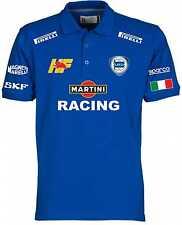 POLO MARTINI RACING LANCIA DELTA HF INTEGRALE maglietta felpa t-shirt maglia bmw