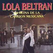 Reina De La Cancion Mexicana