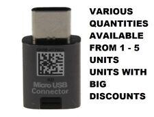 Samsung Micro Usb (hembra) A USB-Adaptador de tipo C (hombre) - diversas cantidades
