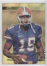 2000 Collector's Edge Graded #109 Travis Taylor Florida Gators Football Card