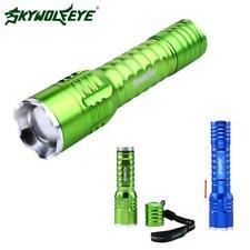 Skywolfeye 3000Lm Zoomable  LED Taschen Lampen Fackel Super Helles Licht EP