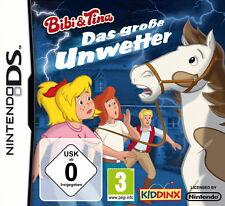 Bibi & Tina: Das große Unwetter (Nintendo DS, 2012)