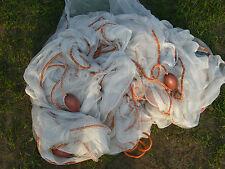 Sandeel Seine/drag net 50 ft x 6.6 ft fishing bait Net Free Postage UK Mainland