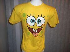 SPOONGEBOB  youth 100% Cotton T- Shirts                     Size: S. M. L. XL