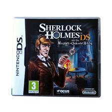 Sherlock Holmes et le Mystère de Osborne House (Nintendo DS, 2010)