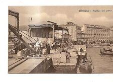 antica animata cartolina del porto di messina favolosa
