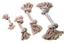 Hundespielzeug Spielseil Tau SPIELTAU Seilknoten Baumwolle div. Größen