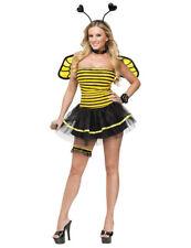 Déguisement abeille, noir et jaune sexy femme Cod.279621