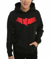 Batman Red Hood Symbol Hoodie