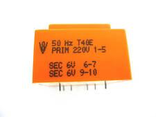 Transformateur moule 3,5VA 2x6V                                         TFM3VA6D